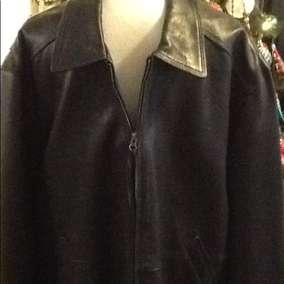 e14d46ae4 American Classics Leather Bomber Jacket